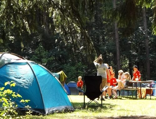 Enjoy Summer at a Massachusetts Catholic Camp