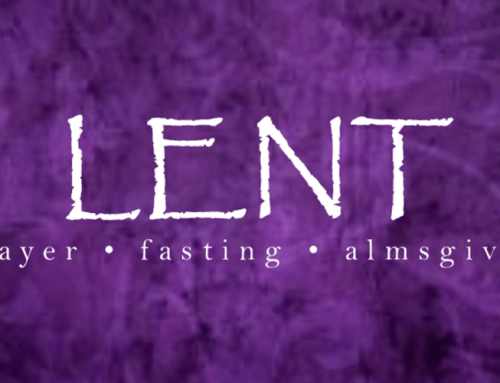 A Guide To 2019 Lenten Activities